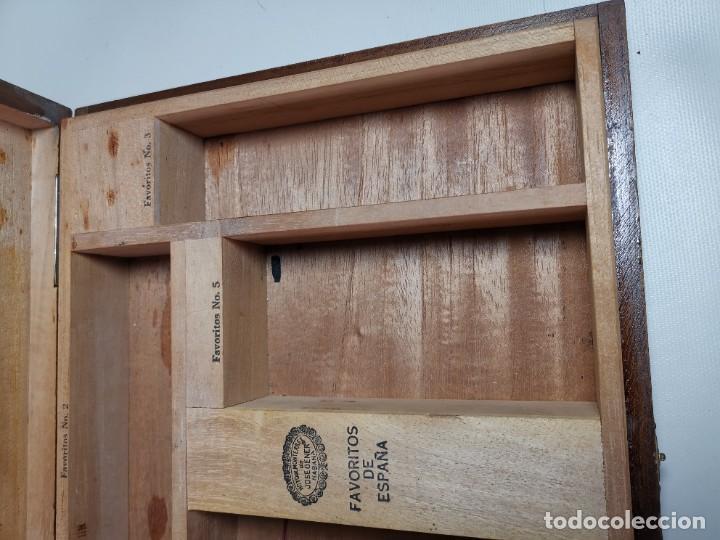 Cajas de Puros: CAJA VACIA HOYO DE MONTERREY DE JOSE GENER HABANA-FAVORITOS DE ESPAÑA - Foto 12 - 277829618