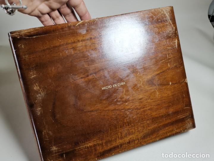 Cajas de Puros: CAJA VACIA HOYO DE MONTERREY DE JOSE GENER HABANA-FAVORITOS DE ESPAÑA - Foto 22 - 277829618
