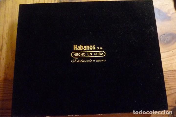 Cajas de Puros: Caja vacía puros Cohiba Behike. Habana, Cuba. - Foto 3 - 277849233
