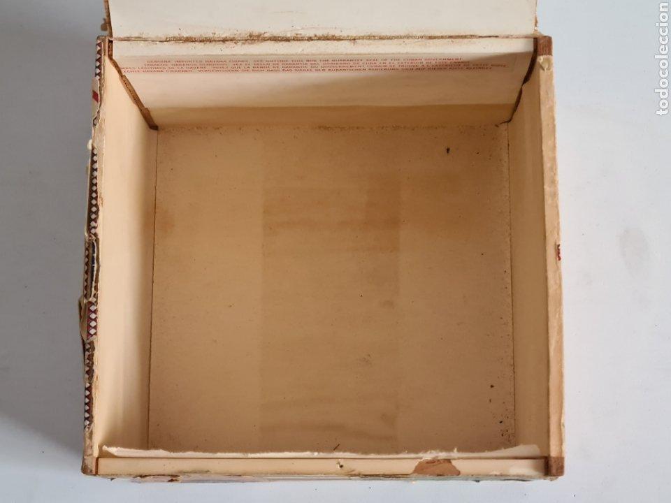 Cajas de Puros: Caja vacía Fábrica Tabacos Puros Habanos José L. Piedra - Habana Cuba - Cigars - Foto 15 - 278035383