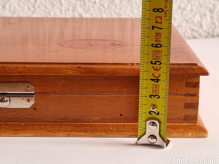 Cajas de Puros: Caja vacía La Escepción José Gener Habana Vegas Majagua Monterrey Puro Habanos Gener Especiales Cuba - Foto 23 - 278035408