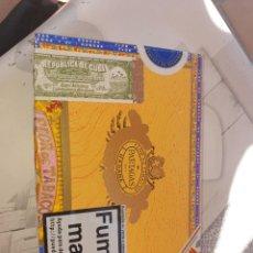 Cajas de Puros: PARTAGAS , CAJA HABANO , 23 HABANEROS. Lote 278568228