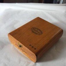 Cajas de Puros: CAJA DE PUROS FLOR DE TABACOS DE PARTAGÁS Y CÍA, HABANA, CUBA. Lote 287778703