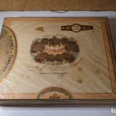 Cajas de Puros: CAJA DE PUROS ANTIGUA H.UPMANN HABANA. Lote 287794763