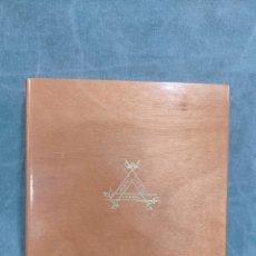 Cajas de Puros: CAJA DE PUROS MONTECRISTO A - HABANA - EN MADERA. Lote 288699518