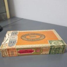 Zigarrenkisten: ANTIGUA CAJA DE PUROS MARIA GUERRERO HABANA COMPLETA SIN ABRIR CUBA DIFICIL. Lote 288704203