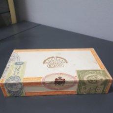 Zigarrenkisten: ANTIGUA CAJA DE PUROS H. UPMANN HABANA COMPLETA SIN ABRIR CUBA DIFICIL. Lote 288704868