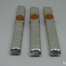 Cajas de Puros: 3 REIG AROMATICOS CON PRECINTO. Lote 290054573