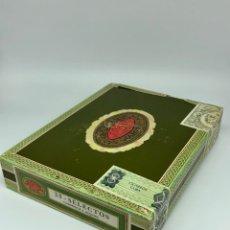 Cajas de Puros: LA FLOR DE CANO HABANA CUBA 25 SELECTOS CAJA CON PUROS PRECINTADA SIN ABRIR. Lote 292362418