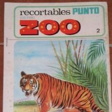 Collectables Paper Dolls - RECORTABLES PUNTO SERIE ZOO - 27231434