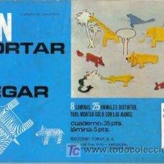 Collectables Paper Dolls - RECORTABLES DE ANIMALES SIN CORTAR NI PEGAR, DE TORAY - 24481755