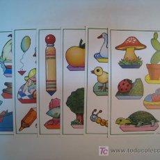 Collectables Paper Dolls - LOTE 6 LAMINAS RECORTABLES COLECCION ABETO - 9817152