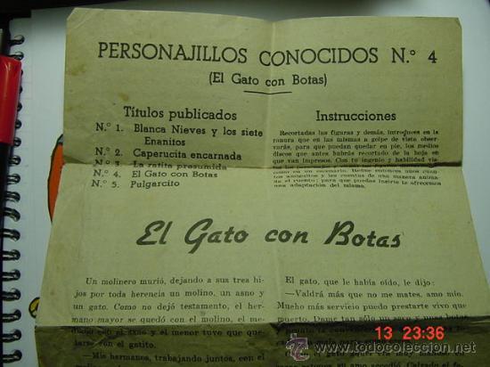 Coleccionismo Recortables: FOLLETO - Foto 3 - 15365893