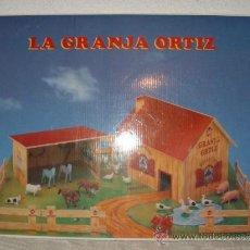 Coleccionismo Recortables: LA GRANJA DE GITANITOS ORTIZ,CAJA ORIGINAL,A ESTRENAR. Lote 25728451