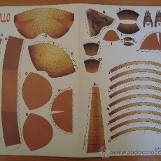 Collectables Paper Dolls - RECORTABLE ARMADILLO - 22196677