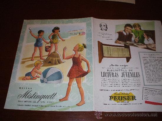 Coleccionismo Recortables: Recortable de los cerditos bailarines suplemento revista Billiken 1950(ver foto adi c y leer descrip - Foto 2 - 33045847