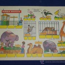 Coleccionismo Recortables: RECORTABLES RECORTES KIKI-LOLO Nº 4 - ESCENAS INFANTILES - EDITORIAL ROMA. Lote 33431914