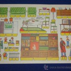 Coleccionismo Recortables: RECORTABLES RECORTES KIKI-LOLO Nº 3 - ESCENAS INFANTILES - EDITORIAL ROMA. Lote 33431924