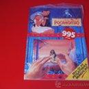 Coleccionismo Recortables: KALKITOS DE POCAHONTAS DE DISNEY MÁS DE 55 PEGATINAS MAGICAS. Lote 38192273