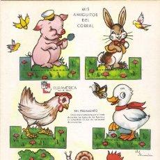 Coleccionismo Recortables: RECORTABLES ¡ZAS! SERIE B NUM. 2. Lote 39527654
