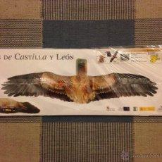 Coleccionismo Recortables: RECORTABLE AVES DE CASTILLA Y LEON.ALIMOCHE.. Lote 183976685