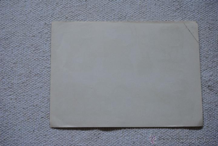 Coleccionismo Recortables: RECORTES KIKI- LOLO SERIE ANIMALES Nº 8 AÑO 1970 - Foto 2 - 44858993