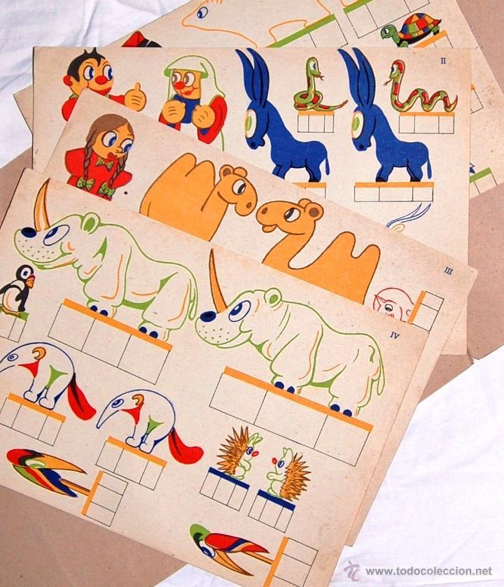 Coleccionismo Recortables: PRECIOSO RECORTABLE GRANDES CARPETAS RECORTABLES EDITORIAL ROMA. Nº 2 EL ARCA DE NOE - Foto 2 - 51730406