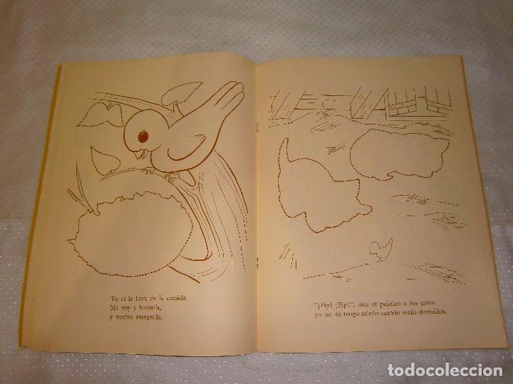 Coleccionismo Recortables: EN LA GRANJA CORTA, PEGA Y PINTA *IMPRESO EN ITALIA Y DISTRIBUIDO EN BARCELONA* *CASTELLANO AÑOS 50* - Foto 7 - 93138885