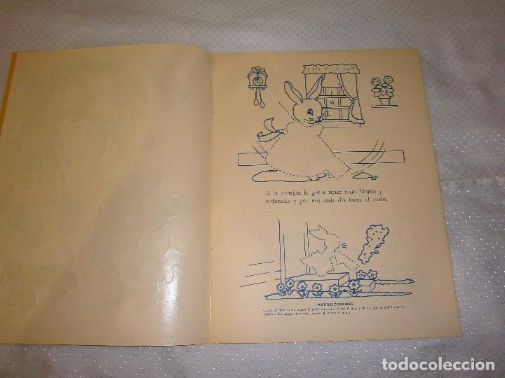 Coleccionismo Recortables: EN EL ALEGRE PARQUE ZOOLÓGICO *IMPRESO EN ITALIA Y DISTRIBUIDO EN BARCELONA* *CASTELLANO AÑOS 50* - Foto 4 - 93139245