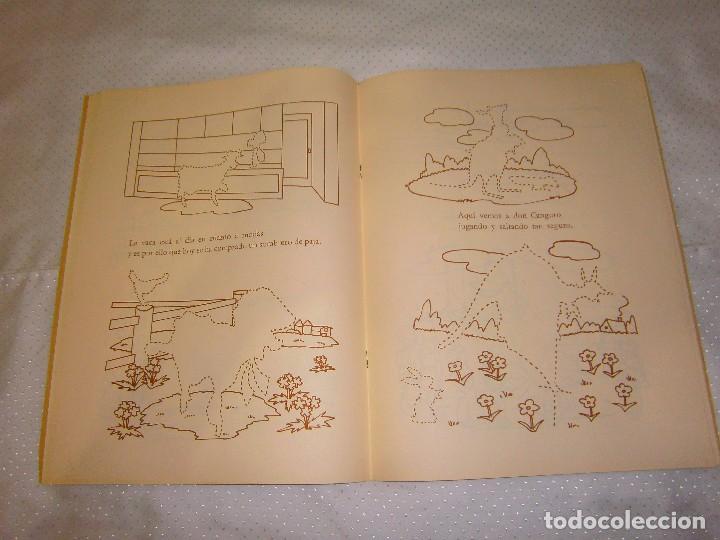 Coleccionismo Recortables: EN EL ALEGRE PARQUE ZOOLÓGICO *IMPRESO EN ITALIA Y DISTRIBUIDO EN BARCELONA* *CASTELLANO AÑOS 50* - Foto 7 - 93139245