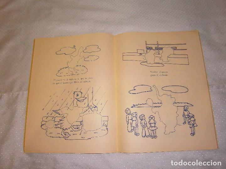 Coleccionismo Recortables: EN EL ALEGRE PARQUE ZOOLÓGICO *IMPRESO EN ITALIA Y DISTRIBUIDO EN BARCELONA* *CASTELLANO AÑOS 50* - Foto 8 - 93139245