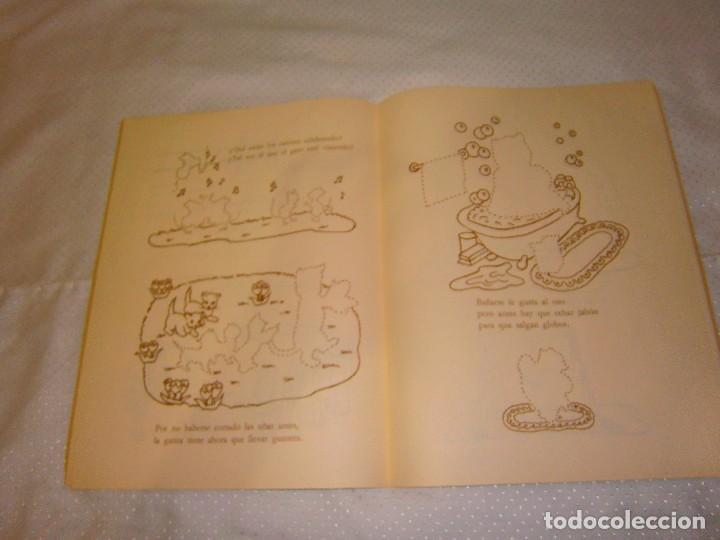 Coleccionismo Recortables: EN EL ALEGRE PARQUE ZOOLÓGICO *IMPRESO EN ITALIA Y DISTRIBUIDO EN BARCELONA* *CASTELLANO AÑOS 50* - Foto 9 - 93139245