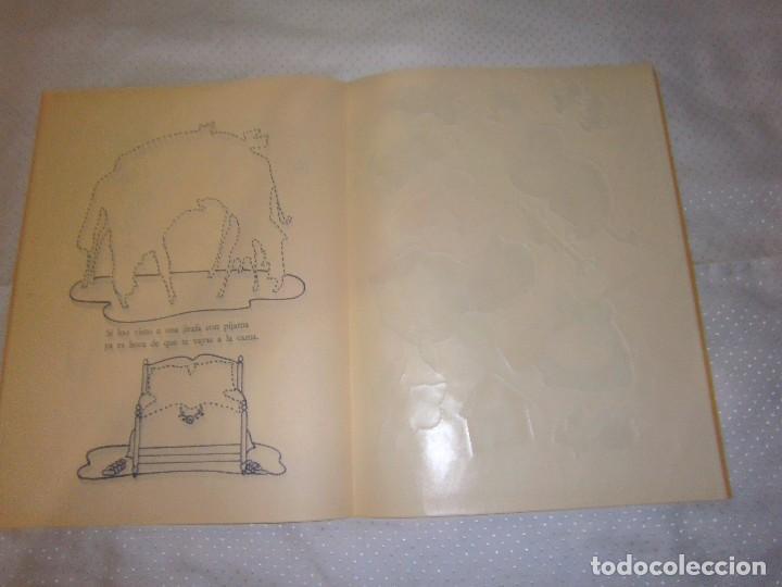Coleccionismo Recortables: EN EL ALEGRE PARQUE ZOOLÓGICO *IMPRESO EN ITALIA Y DISTRIBUIDO EN BARCELONA* *CASTELLANO AÑOS 50* - Foto 10 - 93139245