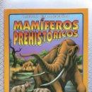 Coleccionismo Recortables: LIBRO RECORTABLE MAMÍFEROS PREHISTÓRICOS - SUSAETA AÑOS 90. Lote 94054037