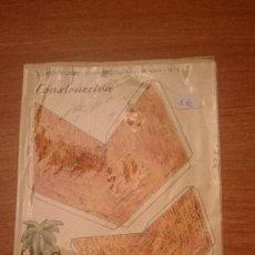 Coleccionismo Recortables: HOJA RECORTABLE CONSTRUCCION FERANDITO Nº 4. Lote 97151663