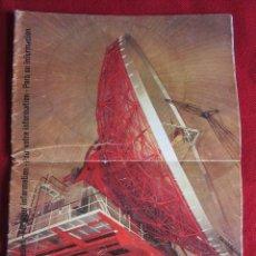 Coleccionismo Recortables: REVISTA 125 AÑOS DE TRABAJOS DE INGENIERIA. M.A.N.. MASCHINENFABRIK AUGSBURG-NÜREMBERG. 1965. Lote 107450359