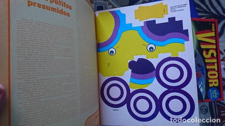 Coleccionismo Recortables: ocasion ! antiguo libro troquelado Kit KIt patitos numero 33 1980 argos vergara - Foto 3 - 109489871