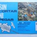 Coleccionismo Recortables: 8 LAMINAS RECORTABLES DE ANIMALES / SIN CORTAR NI PEGAR - SERIE C / EDICIONES TORAY 1971 / SIN USAR. Lote 122349935