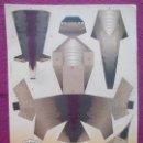 Coleccionismo Recortables: RECORTABLE ANIMALES, ANIMAL, DINOSAURIO, PANINI, MIDE 21 X 29,5 CM. Lote 152307230