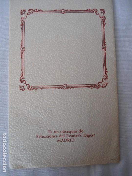 Coleccionismo Recortables: CARPETA OBSEQUIO CON 3 LAMINAS DEL READER·DIGEST AÑOS 70 - Foto 12 - 156464618