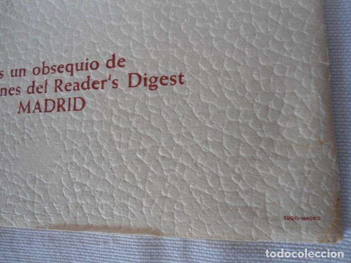 Coleccionismo Recortables: CARPETA OBSEQUIO CON 3 LAMINAS DEL READER·DIGEST AÑOS 70 - Foto 13 - 156464618