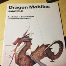 Coleccionismo Recortables: RECORTABLE DRAGON MOBILES ANNE WILD. Lote 185182408