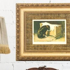 "Coleccionismo Recortables: LÁMINA "" EL CAMARADA PERDIDO"". Lote 208662831"