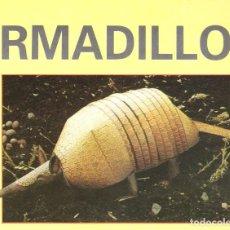 Coleccionismo Recortables: RECORTABLE ARMADILLO. RIALP 1990. Lote 232748545