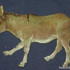 Coleccionismo Recortables: (M) EL ASNO NUM 5 , SUCESORES DE HERNANDO , MADRID , ANIMALES MOVIBLES , 25 X 18 CM. Lote 241065165
