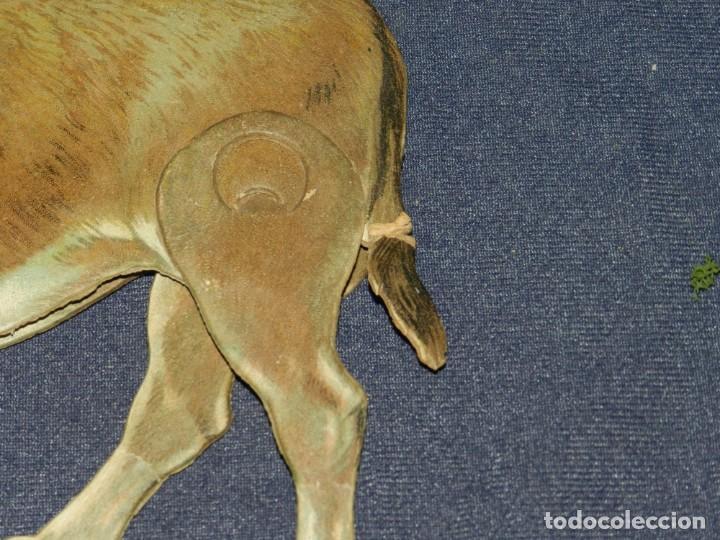 Coleccionismo Recortables: (M) EL ASNO NUM 5 , SUCESORES DE HERNANDO , MADRID , ANIMALES MOVIBLES , 25 X 18 CM - Foto 2 - 241065165