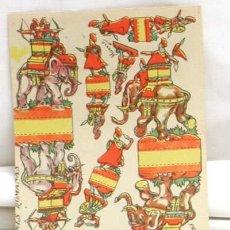 Coleccionismo Recortables: RECORTABLE EDICIONES RIBAS LEGIONES ROMANAS 16 CM X 11 CM. Lote 4085616