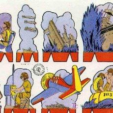 Coleccionismo Recortables: RECORTABLE ROSITA Nº 7 EDITORIAL ROMA. Lote 4609699