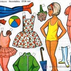 Coleccionismo Recortables: RECORTABLE EVA Nº 962. Lote 4707882