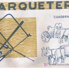 Coleccionismo Recortables: CUADERNO DE MARQUETERIA Nº 28. Lote 27611898